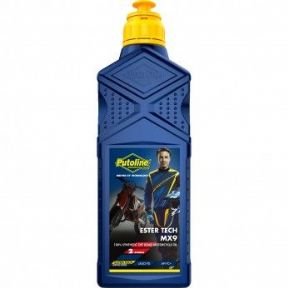 Putoline MX9 ester tech two stroke oil